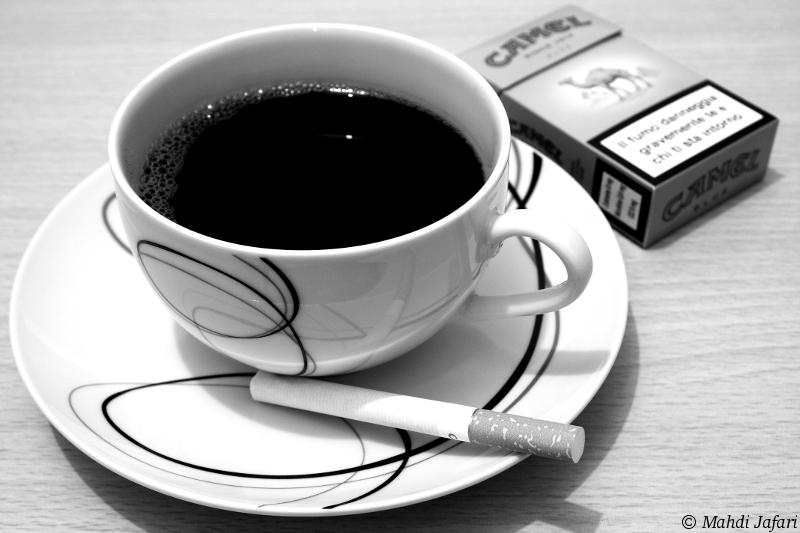Coffee and Cigarette!