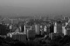 Tehran at dawn!